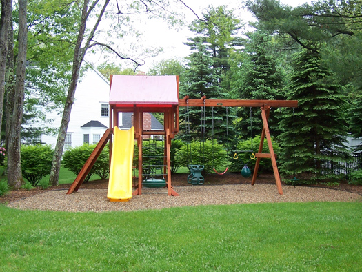 KID SPACE - BIG PLAY IN THE LANDSCAPE