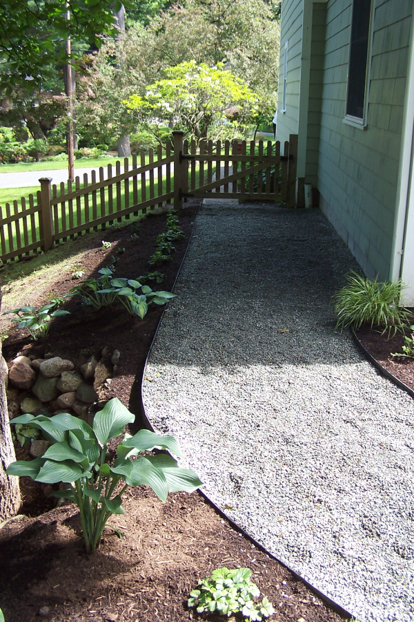 How to Build a Walkway - Landscape Video Blog