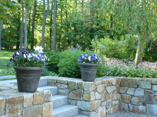 Wall Landscaping Ideas