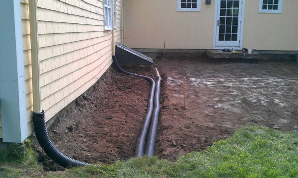 Drainage Ads Pipe Gutter Water Solution