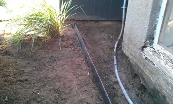 Landscape Field Videos How To Install Drip Edge
