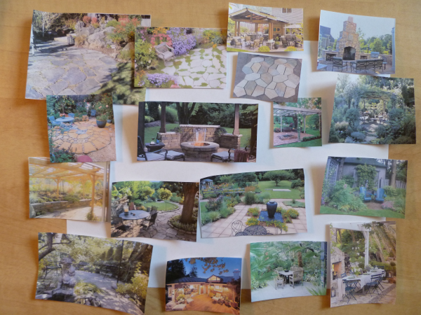 Home Landscaping Ideas:  Building a Storyboard