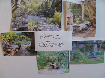 patio seating-outdoor living