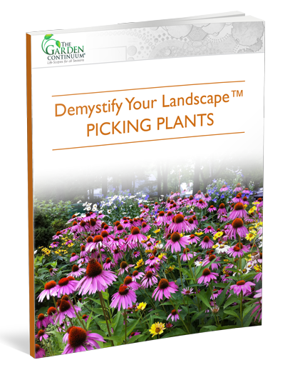 learn how to pick plants for your landscape