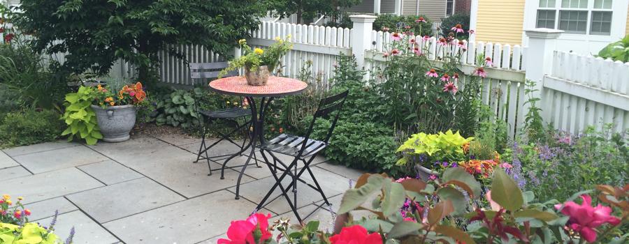 fine gardening is the balance between nature and nurture