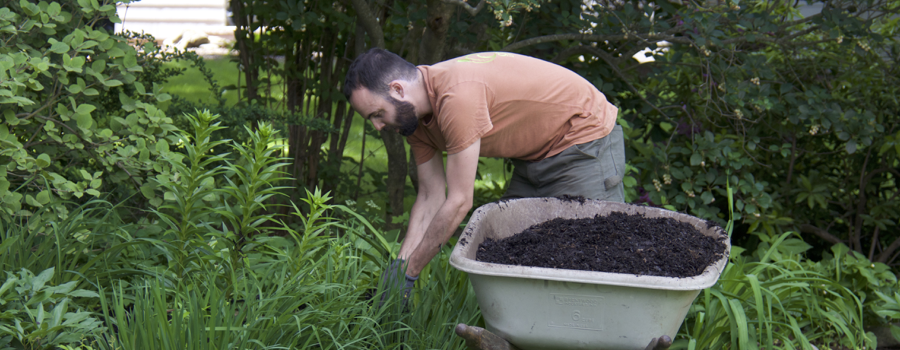 fine gardening soil health