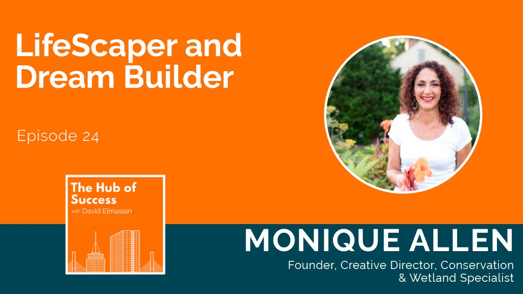 Podcast: Monique Allen | LifeScaper and Dream Builder