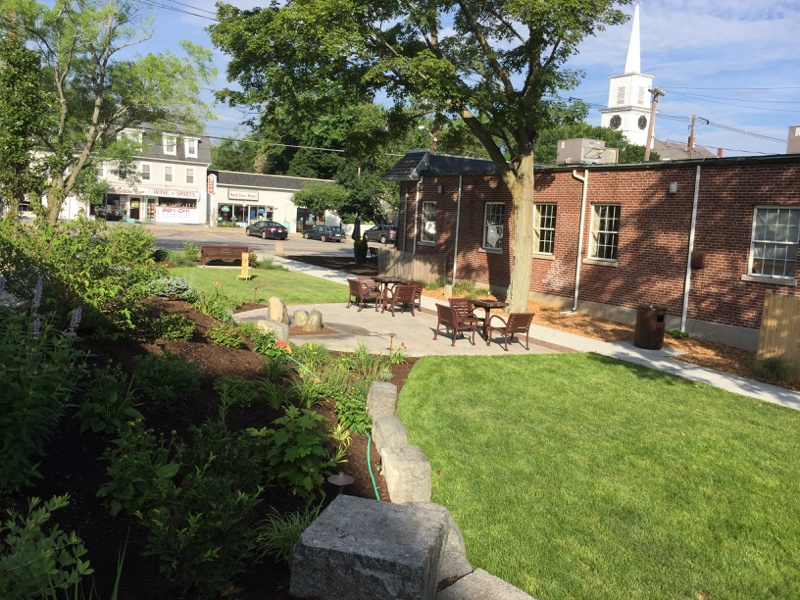 Case Study: Straw Hat Park, Medfield, MA