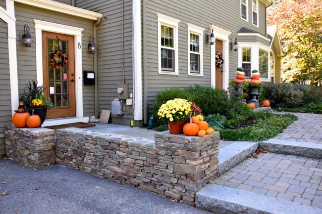 drivewal wall